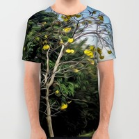 Spring is Coming! All Over Print Shirt by Gwendalyn Abrams