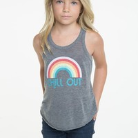 Chaser Rainbow Chill Out Tank