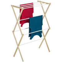 The Container Store  Wood Dowel Drying Racks