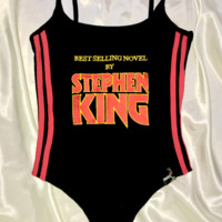 SWEET LORD O'MIGHTY! STEPHEN KING BODYSUIT