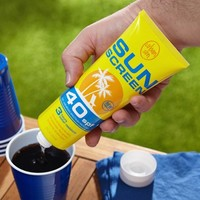 Sneaky Drinks Sunscreen Flask