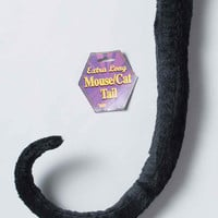 Extra Long Black Cat Tail Halloween Costume Accessory