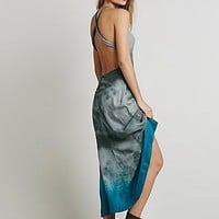 Intimately Womens Shadow Dyed Slip