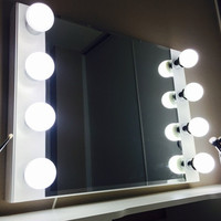 Hollywood Starlet Lighted Mirror