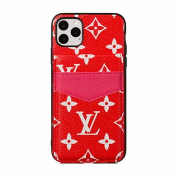 LV Louis Vuitton GUCCI Hot iPhone Phone Cover Case For iphone 6 6s 6plus 6s-plus 7 7plus 8 8plus iPhone 11 iPhone X XR XS XS MAX PRO MAX