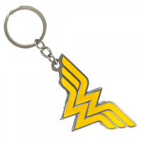 DC Comics Wonder Woman Metal Keychain