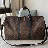 Louis Vuitton LV Large Capacity Handbag Travel Bag