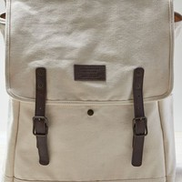 AEO 's Canvas Backpack (Natural)