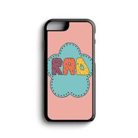 iPhone Case RAD For iPhone 4, iPhone 5, iPhone 5c, iPhone 6, iPhone 6 Plus with FREE iPhone Tempered Glass Screen*