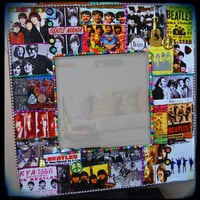 Beatles Mirror the beatles wall art rock n roll decor british invasion john lennon paul mccartney george harrison ringo starr for him
