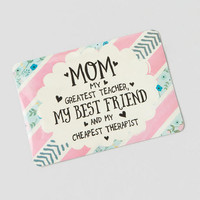 Mom Magnet Postcard