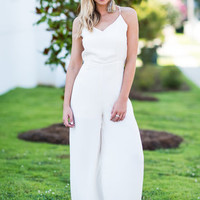 As Chic As It Gets Jumpsuit, Shell