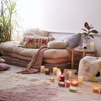 Coziest Ever Plush Daybed Cushion | Urban Outfitters