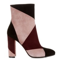 Patchwork ankle boots | Gianvito Rossi | MATCHESFASHION.COM US