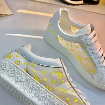 lv louis vuitton womens mens 2020 new fashion casual shoes sneaker sport running shoes 18
