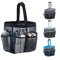 Deluxe Mesh Shower Tote - TUSK College Storage