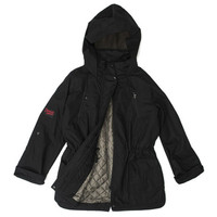 Crooks Femme - Ladies Knit Cargo Jacket