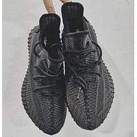 Adidas Yeezy Boost 350 V2 Sneakers Running Sport Shoes Static Refective Shoes-3