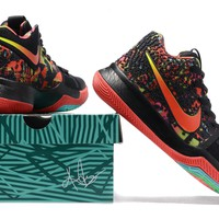 Nike Kyrie Irving 3 III Black Warrior