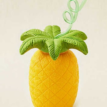 SUNNYLIFE PINEAPPLE SIPPERS