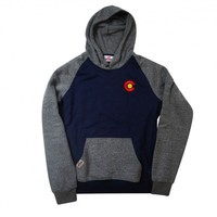 Quilted Colorado Hoodie
