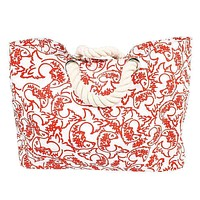 Red Fish Beach Bag by Hiho