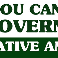 Sure You Can Trust the Government Bumper Sticker