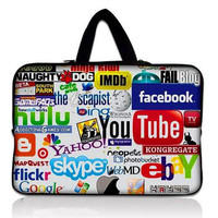 Laptop Sleeve Bag Notebook Smart Cover Case protector For Macbook Air/Pro/Retina