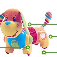 Tiny Love Baby Educational Developmental Learning Toy, Follow Me Fred or Fiona