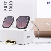 Dior New fashion polarized sun protection glasses eyeglasses men 1#