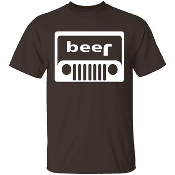 Jeep Beer T-Shirt