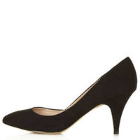 MASQUERADE Mid Heel Court Shoe - View All  - Shoes