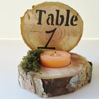 Wedding Table Number, Rustic Table Numbers, Reception Numbers, Numbers Wedding, Table Numbers