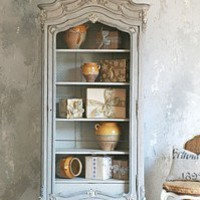 One of a Kind Antique Victorian French Armoire