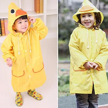 PRETYZOOM 2pcs Kids Coveralls Disposable Protective Suit Isolation Gowns Safety Suit Raincoat Rain Poncho for Kids Children Outdoor
