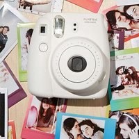 Fujifilm Instax Mini 8 Camera - White