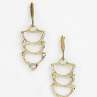Cities In Dust Golden Gate Earring - Urban Outfitters