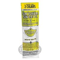 Swisher Sweets White Grape Cigarillos 60 Count