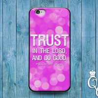 iPhone 4 4s 5 5s 5c 6 6s plus iPod Touch 4th 5th 6th Generation Cool Bible Verse Psalm Christian Book Quote Cover Cute Pink Art Word Case