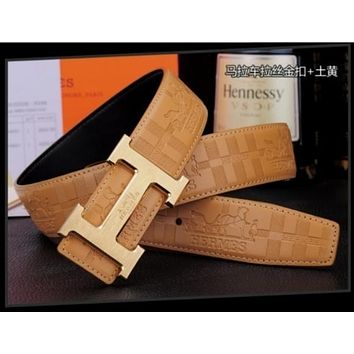 2017 NEW HERMES BELTS MEN'S WOMEN'S LEATHER BELTS