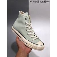 """Converse Chuck Taylor All Star 1970 Hi""""Mint"""" cheap fashion men's and Women's Sports shoes"""