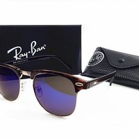 Ray-Ban sunglass AA Classic Aviator Sunglasses, Polarized, 100% UV protection [2974244909]