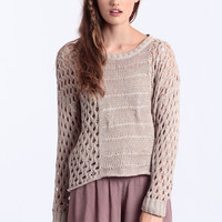 High Noon Oversized Sweater