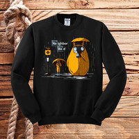 My Neighbor Bad, breaking bad sweater unisex adults