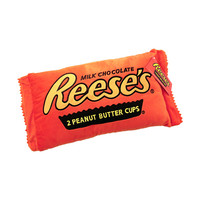 Mini Plush Reese's Peanut Butter Cup Candy Pillow   CandyWarehouse.com Online Candy Store
