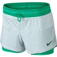 Nike Women's Icon Knit 2-in-1 Shorts - Dick's Sporting Goods