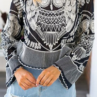 Birds of Feather Top