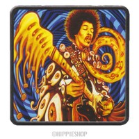 Jimi Hendrix - Melting Psychedelic Swirl Patch on Sale for $2.99 at HippieShop.com