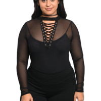 Camila Body Suit - Black