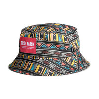 Patterned Hat - from H&M
